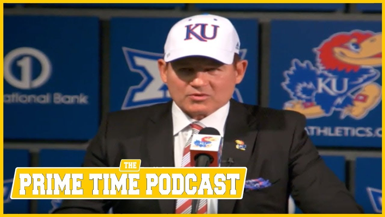 Les Miles is out. Where does Kansas football turn now as it looks to ...