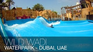 BODYBOARD IN DUBAI STYLE!!   Wild Wadi - Dubai, UAE