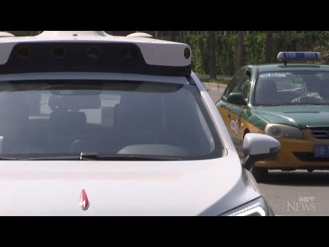 Would you ride in this driverless taxi?