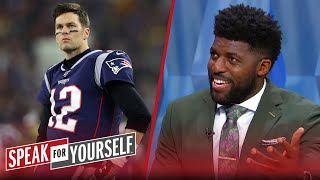 Tom Brady is being foolish for practicing during pandemic — Emmanuel Acho   NFL   SPEAK FOR YOURSELF
