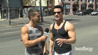 Boxers Or Briefs: Los Angeles, Ca With Colby Melvin