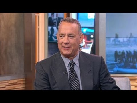 Tom Hanks Interview on Playing Captain Sully