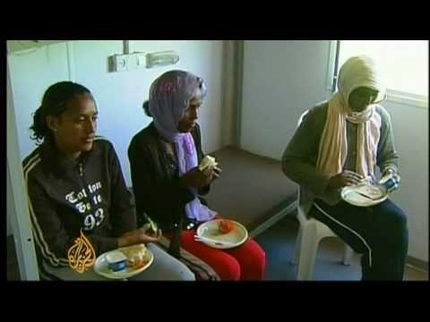 Refugees Face Deportation In Israel