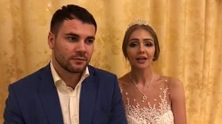 Ведущий Рубен Мхитарян - отзыв. Армянская, русская, межнациональная свадьба в Москве