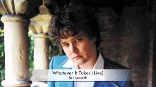 Ron Sexsmith  - Whatever It Takes (Acoustic - Live)