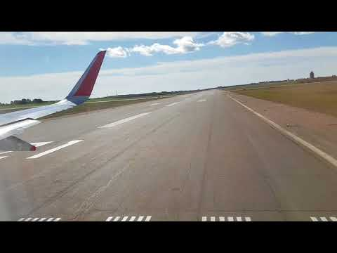 Air Canada Rouge Airbus A321 departure from Charlottetown to Toronto