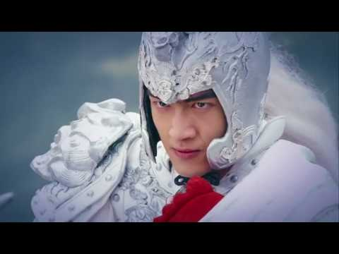Chinese Hero Zhao Yun One Man VS An Army at Battle of Changban