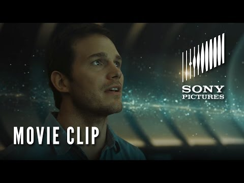 Thumbnail: PASSENGERS Movie Clip- I Woke Up Too Soon (In Theaters Wednesday)