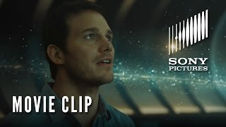 PASSENGERS Movie Clip-  I Woke Up Too Soon (In Theaters Wednesday)