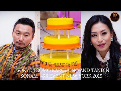 Tsokye Tsomo Karchung & Tandin Sonam || K5 Event || New York City 2019