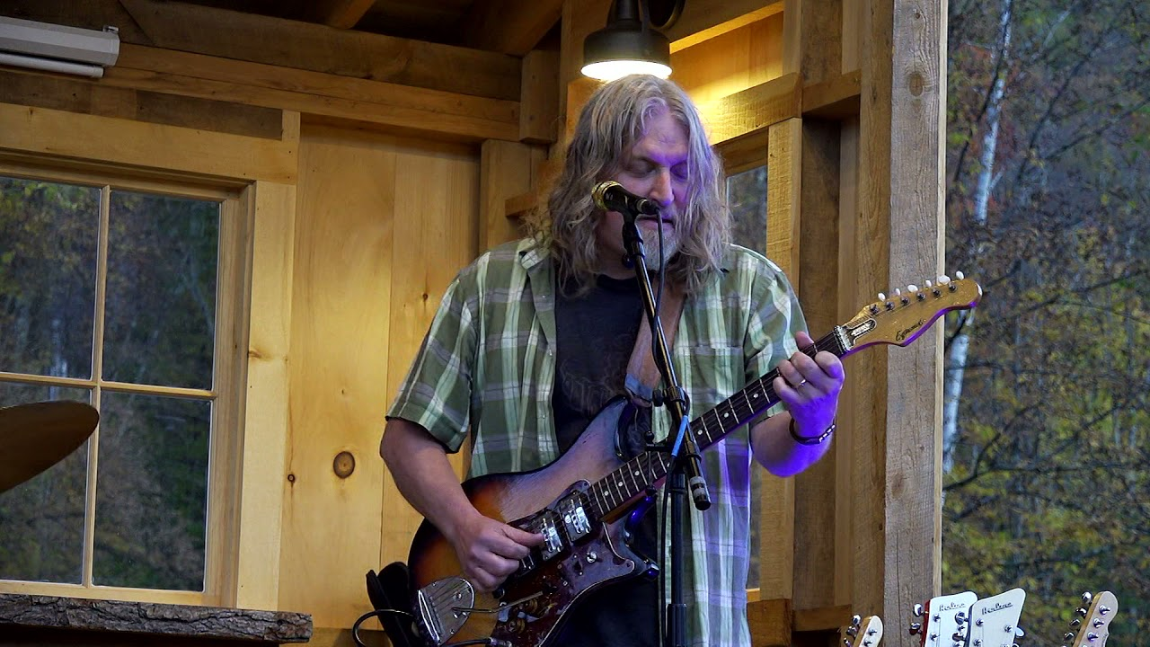 """Download Bow Thayer with Krishna Guthrie """"Welcome to the Panic Room"""" 10/8/21 Pittsfield VT"""