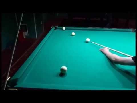 Шок! Рассказ о игре в русский бильярд.Russian Billiards
