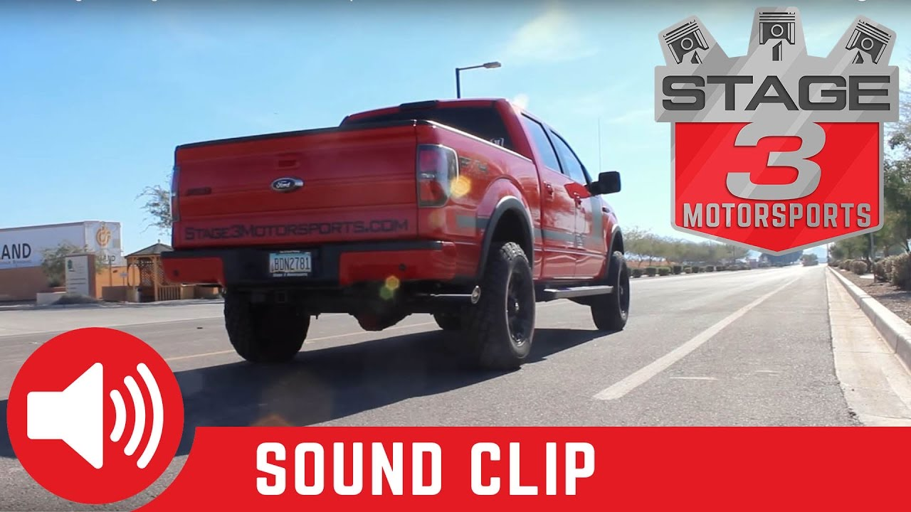 5 best exhaust systems for ford f150