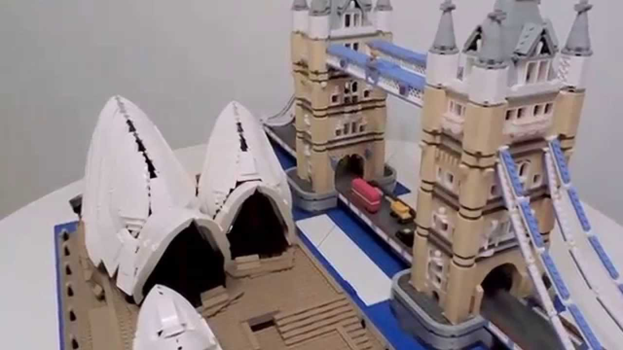 Sydney Opera House Lego