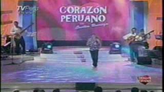 Silvia del Rio en CORAZON PERUANO con Cecilia Barraza 23-01-2010
