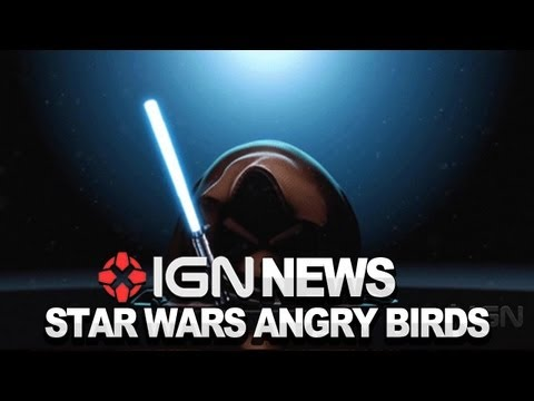 Ign News Star Wars Angry Birds Game Coming Soon Youtube