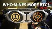 Bergbautereum mit Bitcoin-Bergmann