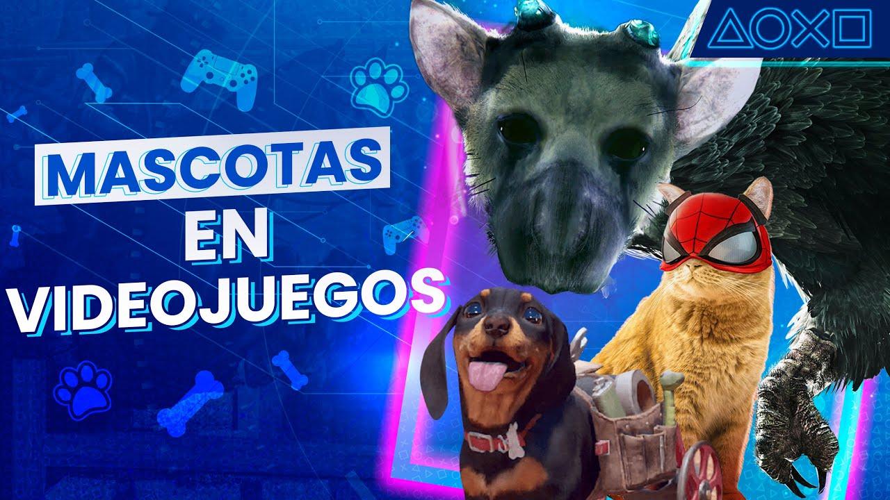 🐶 Las MASCOTAS en los VIDEOJUEGOS con Rosdri y Albi HM | PlayStation España