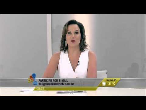 RedeTV! - Se Liga Brasil: Começa o 'Se Liga Brasil', o novo programa da RedeTV!