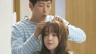 남궁민, 민아 머리 감겨주며 '애정 폭발' 《Beautiful Gong Shim》 미녀 공심이 EP15