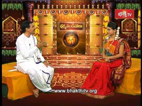 Importance of Navagraha Stotram | Dharma sandehalu - Episode 444_Part 1