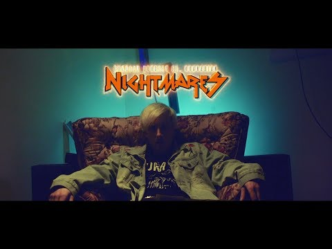 (Official) Nightmares -  Brandon Burkley Ft Khandian NEW MUSIC HIP HOP RAP 2019 MUSIC VIDEO