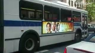 WorldLine Technology - LED Bus Advertising