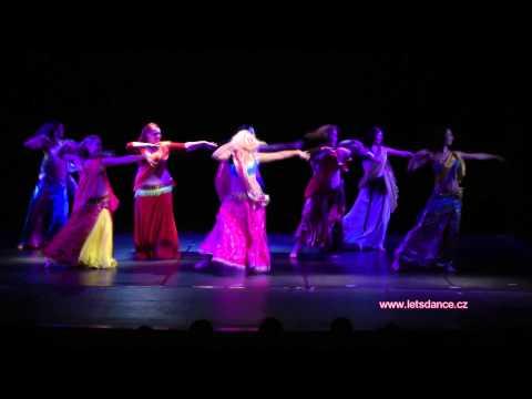 Top Czech Bellydance Stars 2013 by Kathreen Derouet | Gala Oriental
