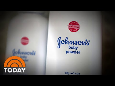 Johnson And Johnson Will Stop Selling Talc-Based Baby Powder | TODAY