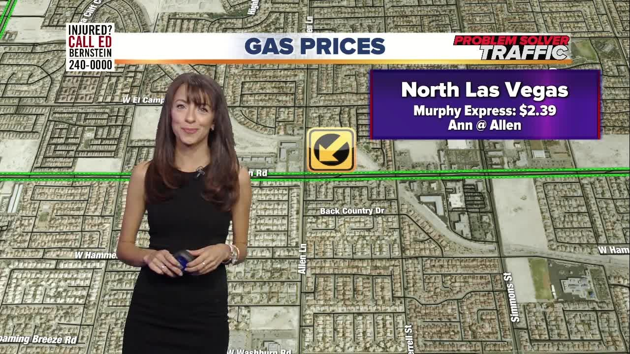 Las Vegas Gas Prices >> Cheapest Gas Prices For July 24 In Las Vegas Area