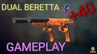 GAMEPLAY WITH DUAL BERETTA +40 IN MODERN STRIKE ONLINE! ГЕЙМПЛЕЙ С ДВОЙНЫМИ БЕРЕТТА +40 В МСО! 1 29.