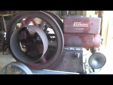 Economy 12 HP Hit and Miss Engine