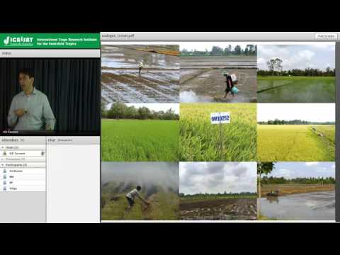 Agricultural Applications of Remote Sensing: A World Tour