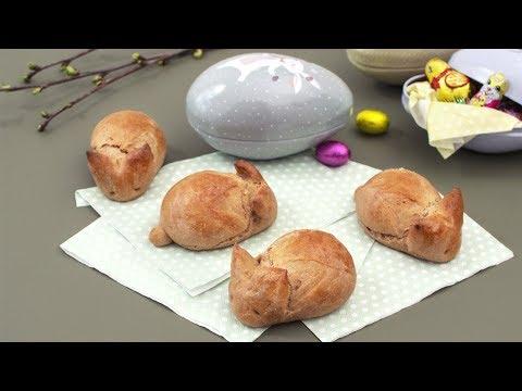 DIY : Make Sweet Bunny Buns For The Easter Table By Søstrene Grene