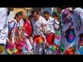 Los colores de la Danza de Camariñas