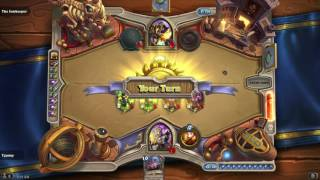 HEARTHSTONE - BIGGEST C'THUN POSSIBLE? - Theorycrafting by someone with too much free time