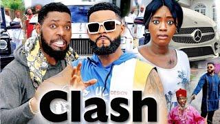 CLASH SEASON 2 - (New Movie ) JERRY WILLIAM 2021 Latest Nigerian Nollywood Movie