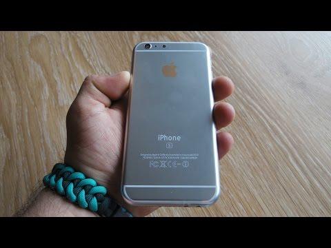 Купил iPhone 6S / зажигалка Apple с AliExpress