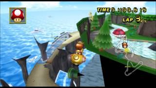 [Mario Kart Wii 300cc TAS] Koopa Cape 1:14.989