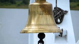 Old ship bell ringing   -  Sound effects