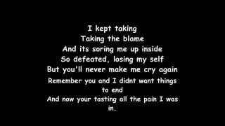 Leona Lewis - Outta My Head Lyrics