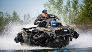 3 High Speed Amphibious Vehicle Invention That Exist Today
