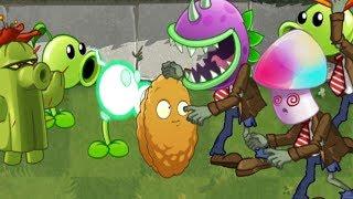 - Plants vs. Zombies ANIMATION Zombotany 3 Pvz 2 vegezombis 3