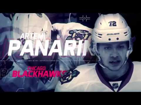 Artemi Panarin   Calder Trophy Winner NHL Awards 2016