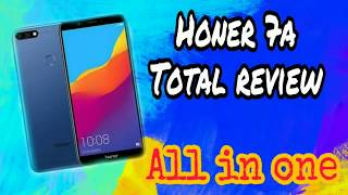 Honer7a total review | All in one phone | The best phone |