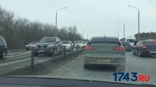 ДТП на Загородном шоссе