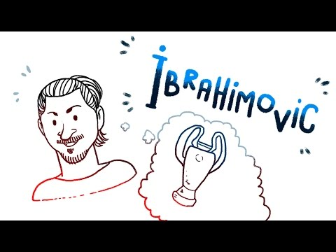 ZLATAN IBRAHIMOVIC - Draw My Life