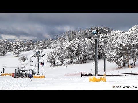 Selwyn Snowfields Snow Report 6 July