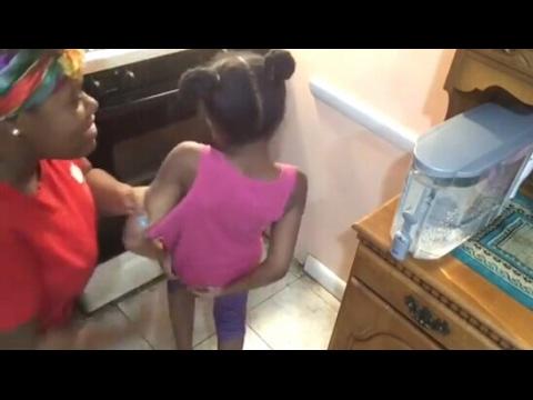 White kids vs black kids morning routine!