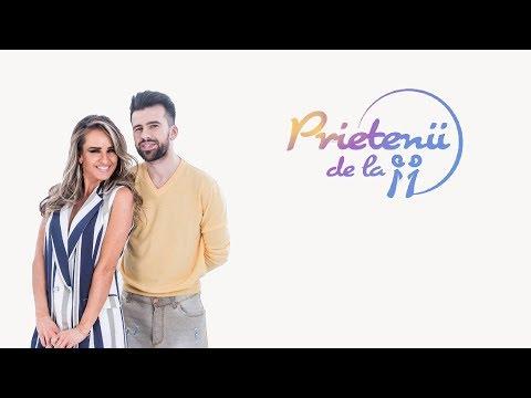 """Emisiunea """"Prietenii de la 11"""", cu Diana Munteanu și Florin Ristei, este LIVE pe Youtube!"""